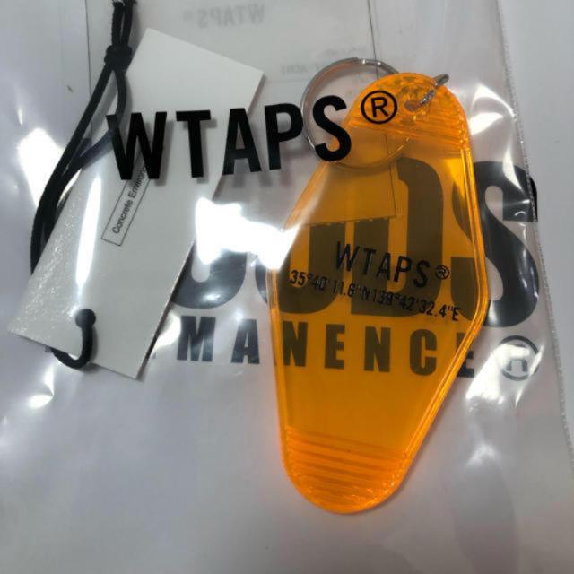 W)taps(ダブルタップス)のWTAPS キーホルダー オレンジ メンズのファッション小物(キーホルダー)の商品写真