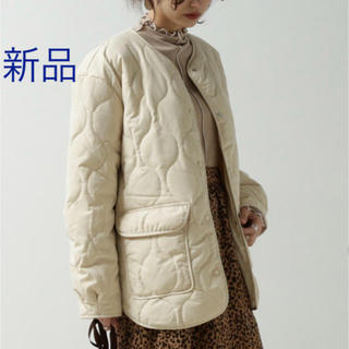 RayCassin - キルティングジャケット