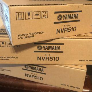 ヤマハ - YAMAHA NVR510 X3