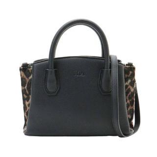 ジェイダ(GYDA)のレオパードドッキングbag(ハンドバッグ)
