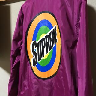 Supreme - supreme spin コーチジャケット