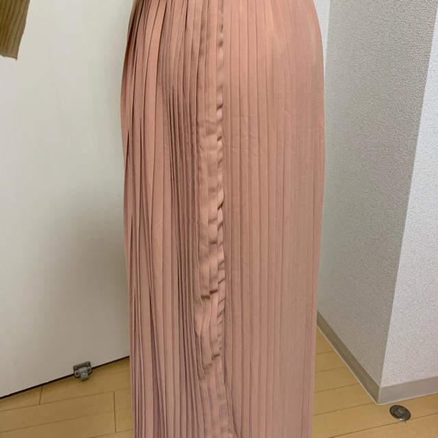 SHIPS(シップス)のkhaju プリーツロングスカート レディースのスカート(ロングスカート)の商品写真