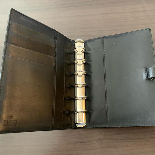 Gucci(グッチ)のGUCCI(グッチ)の手帳カバー メンズのファッション小物(手帳)の商品写真