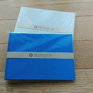 ナカバヤシ テラコッタ アルバム 2L版40枚収納 2冊セット ブルー ホワイト