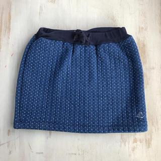 プチバトー(PETIT BATEAU)のプチバトー 4ansスカート(スカート)