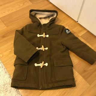 PETIT BATEAU - プチバトー 冬用コート