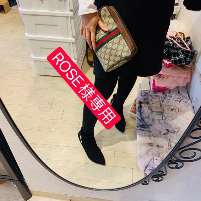 Gucci(グッチ)のグッチ GGスプリーム ポーチクラッチバッグ レディースのファッション小物(ポーチ)の商品写真