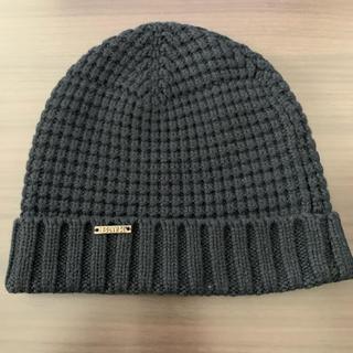 バーク(BARK)のBARK(バーク)のニット帽(ニット帽/ビーニー)