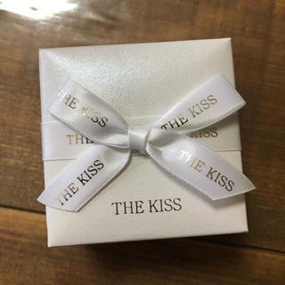 ザキッス(THE KISS)のザキッス キュービックジルコニア リング(リング(指輪))