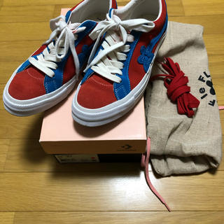 CONVERSE - golf  wang one star