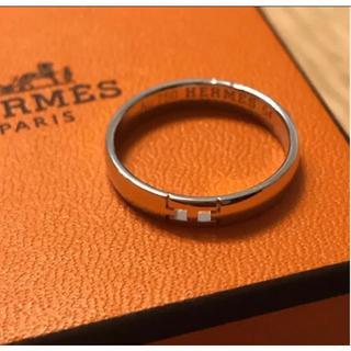 エルメス(Hermes)のHELMES エルメス エヴァーヘラクレス ゴールド 14号 本物(リング(指輪))