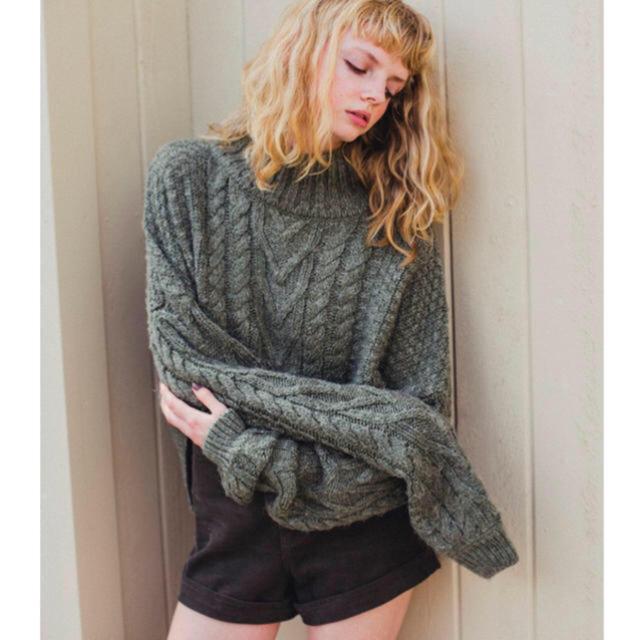ALEXIA STAM(アリシアスタン)のmk様専用⭐︎juemi Hemp Mix Short Knit レディースのトップス(ニット/セーター)の商品写真
