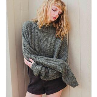 ALEXIA STAM - juemi Hemp Mix Short Knit