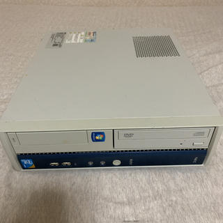 エヌイーシー(NEC)のWindows7デスクトップパソコン(デスクトップ型PC)