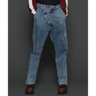 シャリーフ(SHAREEF)のSHAREEF 18aw 変形パンツ(スラックス)