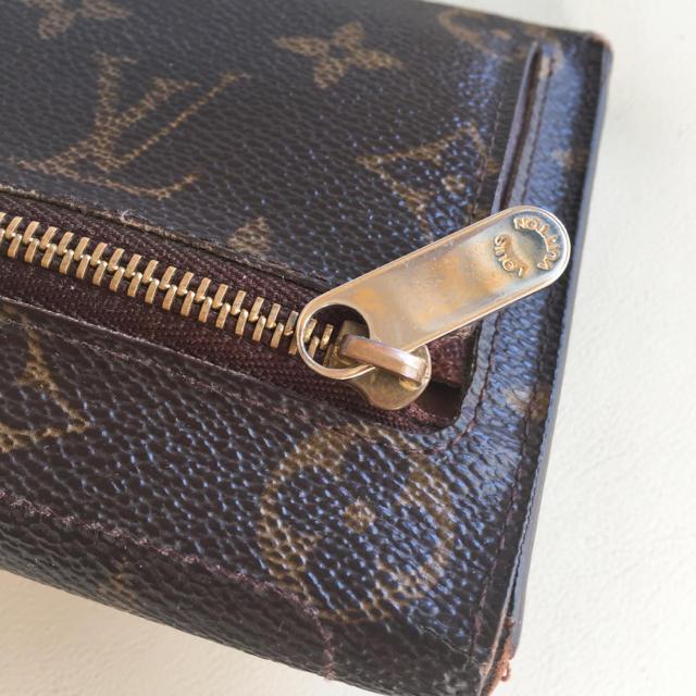 LOUIS VUITTON(ルイヴィトン)のLOUIS VUITTON 長財布 モノグラム ウジェニ レディースのファッション小物(財布)の商品写真