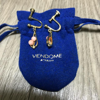 Vendome Aoyama - VENDOME ヴァンドーム ピアス、ネックレスセット