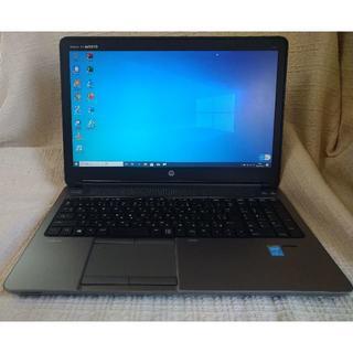 ヒューレットパッカード(HP)のHP ProBook 650G1 SSD搭載(ノートPC)