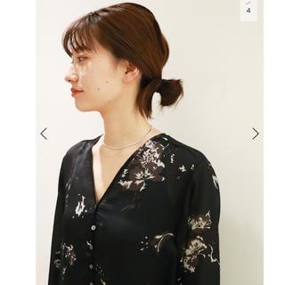Plage - 【新品タグ付】Plage Calm flower ドレス サイズ38