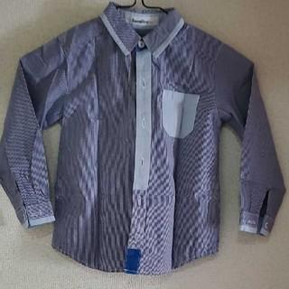 familiar - ファミリア110美品 シャツ 長袖