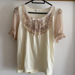 アクシーズファム(axes femme)の【新品】axes femme Tシャツ(Tシャツ(半袖/袖なし))