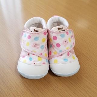 ホットビスケッツ(HOT BISCUITS)の【12㎝】ホットビスケッツ 靴(スニーカー)