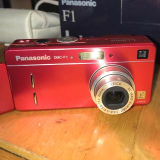 Panasonic - Panasonic デジカメ LUMIX DMC-F1 日本製