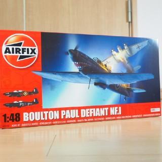 エアフィックス1/48ボールトンポール デファイアント NF.1 定価3520円(模型/プラモデル)