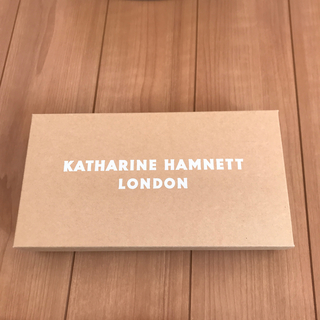 KATHARINE HAMNETT - キャサリンハムネット 長財布