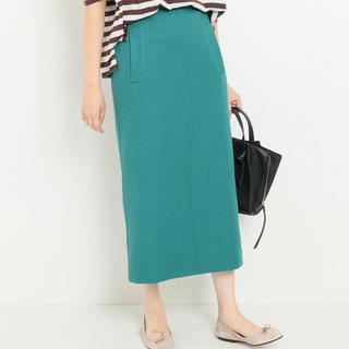 IENA SLOBE - SLOBE IENA サイドポケットスカート