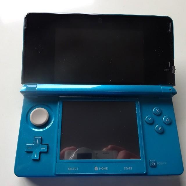 ニンテンドー3DS(ニンテンドー3DS)のニンテンドー3DS + ドラクエ11のセット エンタメ/ホビーのゲームソフト/ゲーム機本体(携帯用ゲーム機本体)の商品写真