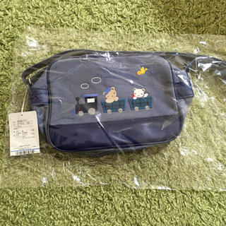 familiar - ファミリア  幼稚園バッグ デニムバッグ 日本製 新品タグ付き