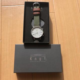 KNOT - 腕時計 knot