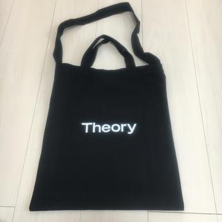 セオリー(theory)のtheory セオリー コットンバッグ ショルダー (トートバッグ)