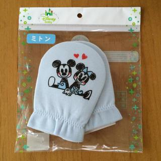 ディズニー(Disney)のディズニーベビー ミトン(手袋)