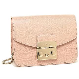フルラ(Furla)のFURLA  フルラ メトロポリス BGZ7  新品 ピンク(ショルダーバッグ)