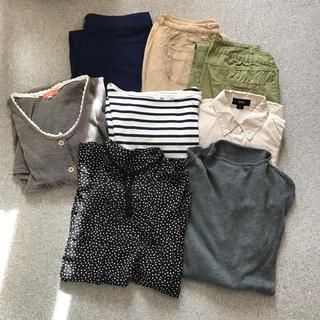 サマンサモスモス(SM2)の衣服8点セット(セット/コーデ)