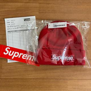 シュプリーム(Supreme)のNew Era®️ Bandana Box Logo Beanie(ニット帽/ビーニー)