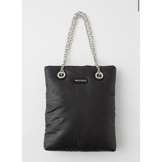 moussy - MOUSSY 今季 新作 PUFFY TOTE BAG トートバッグ