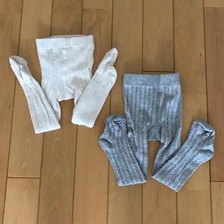 エイチアンドエム(H&M)のH&M ベビー タイツ 未使用(靴下/タイツ)