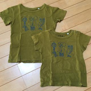 MARKEY'S - Ocean&ground Tシャツ 90cm 110cm