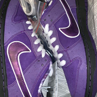 NIKE - 26cm NIKE SB DUNK Purple Lobster パープル