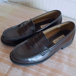 ハルタ(HARUTA)の高校生 HARUTA ローファー 《25.0cm EEE》(ローファー/革靴)