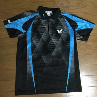 バタフライ(BUTTERFLY)のButterfly  卓球ウェア 半袖 Sサイズ 中古(Tシャツ/カットソー(半袖/袖なし))