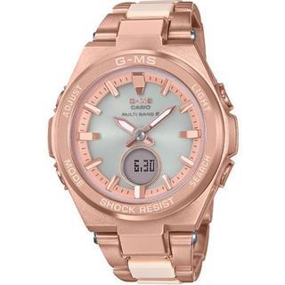 ベビージー(Baby-G)の超人気 カシオ Baby-G G-MS MSG-W200CG-4AJF (腕時計)