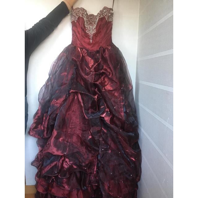 AIMER(エメ)のステージドレス(AIMER)13号 レディースのフォーマル/ドレス(ロングドレス)の商品写真
