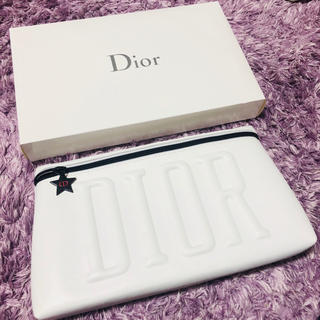 Dior - Diorポーチ新品未使用♡♡
