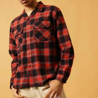 ペンドルトン(PENDLETON)の【新品】 PENDLETON ペンドルトン シャギーチェックシャツ Sサイズ(シャツ)