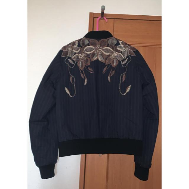 DRIES VAN NOTEN(ドリスヴァンノッテン)のdries van noten ブルゾン 18ss メンズのジャケット/アウター(ブルゾン)の商品写真
