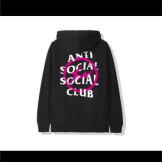 フラグメント(FRAGMENT)のAnti social social club fragment design(パーカー)